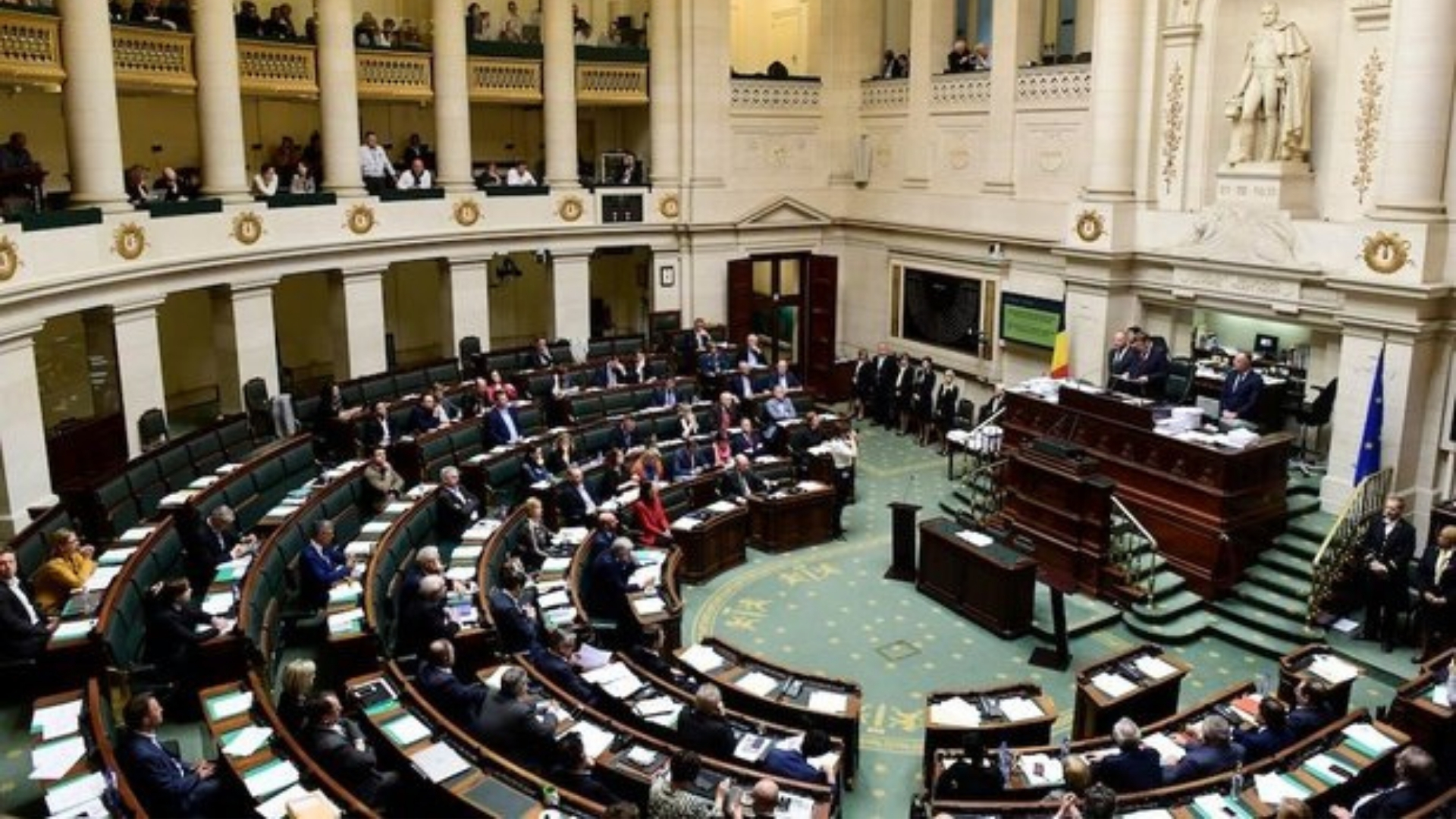 Het voorontwerp van Pandemiewet herleidt het parlement tot een tweederangsrol