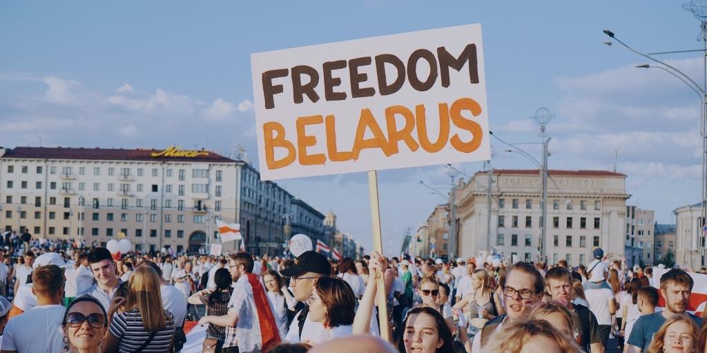 Verklaring i.v.m de illegale arrestatie door Wit-Rusland van de journalist Roman Protasevitsj en Sofia Sapega
