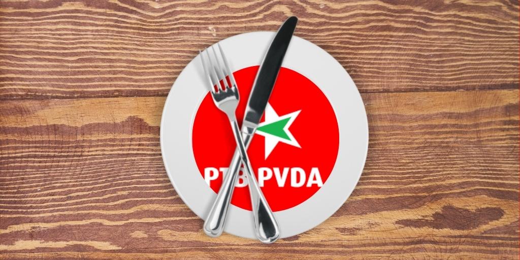 Hoe de PVDA/PTB hongerstakers gebruikt voor eigen politieke gewin