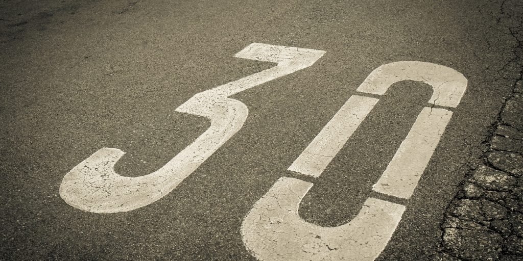 Tip van de dag: Zone 30